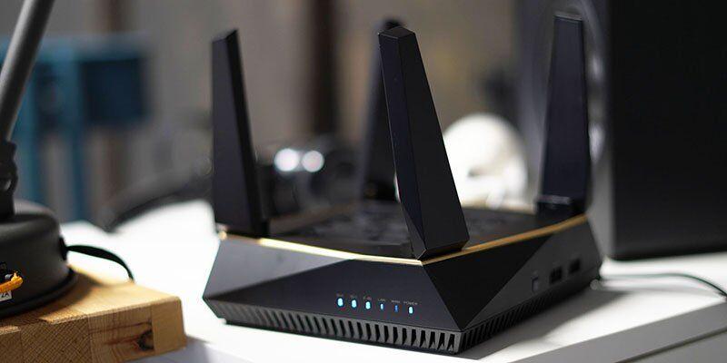 Test et Avis sur le routeur ASUS RT-AX92U Système WiFi 6 Ai Mesh AX6100 Tri-Bande Gigabit