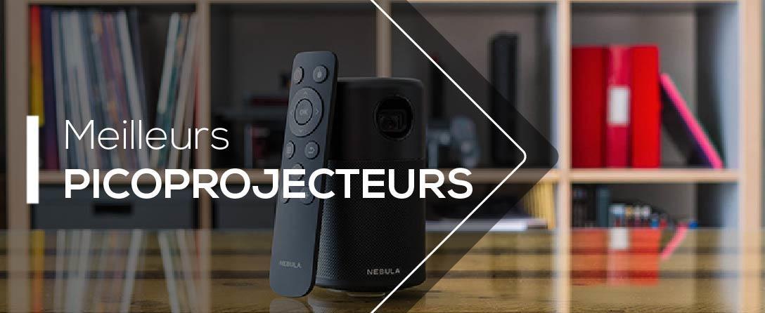 Test et Comparatifs des Meilleurs Pico Projecteurs