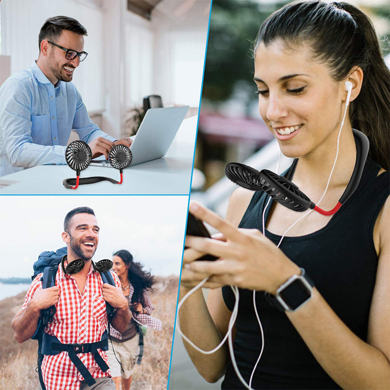 Test et avis -ITSHINy Ventilateur Portable, Mini Ventilateur USB