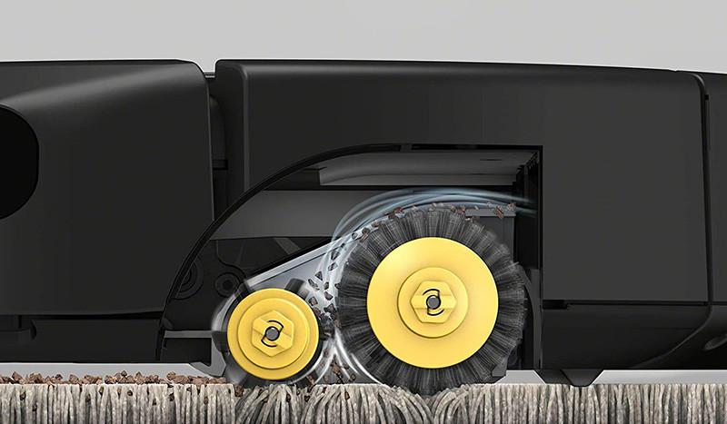 Test iRobot Roomba 605