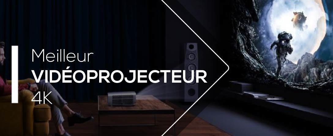 Tests des Meilleurs Videoprojecteurs 4K