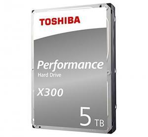 Toshiba X300 5 To Disques internes