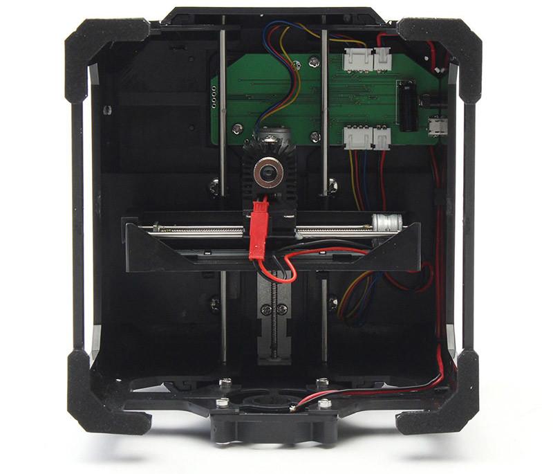 USB Laser Machine de Gravure, Abaobao-Machine à Sculpter Graver,Mini DIY Graveur, Laser Imprimante CNC