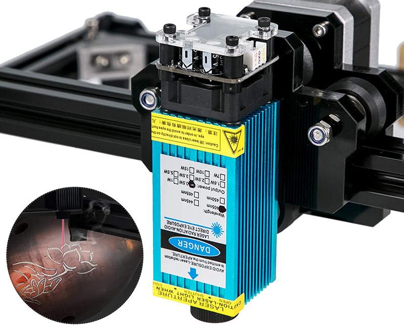 VEVOR Graveur Laser Machine CNC 500mW Kits de Graveur Laser
