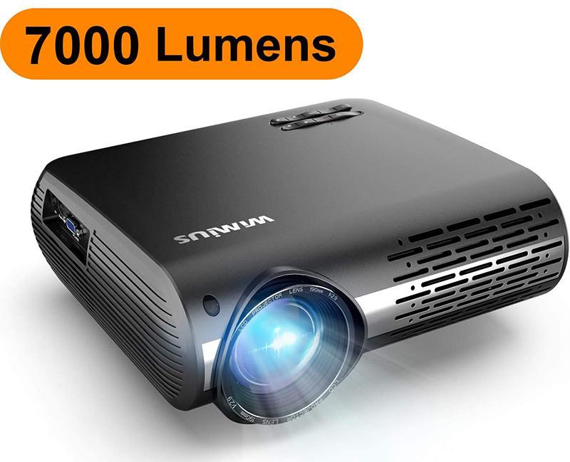Vidéoprojecteur et projecteur WiMiUS 7000