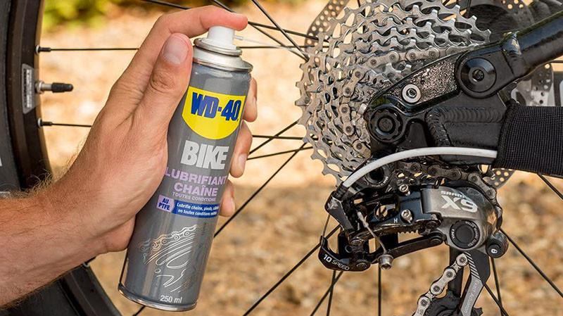 WD-40 kit Entretien vélo Le Bon Choix pour les Vélos