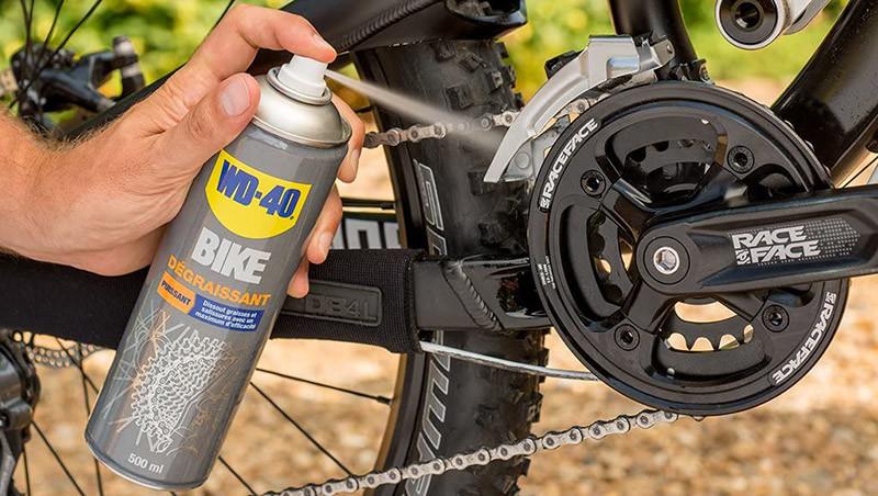 WD-40 kit Entretien vélo