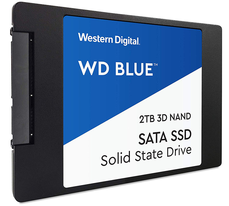 Western Digital WDS500G2B0A WD Blue 500GB 3D