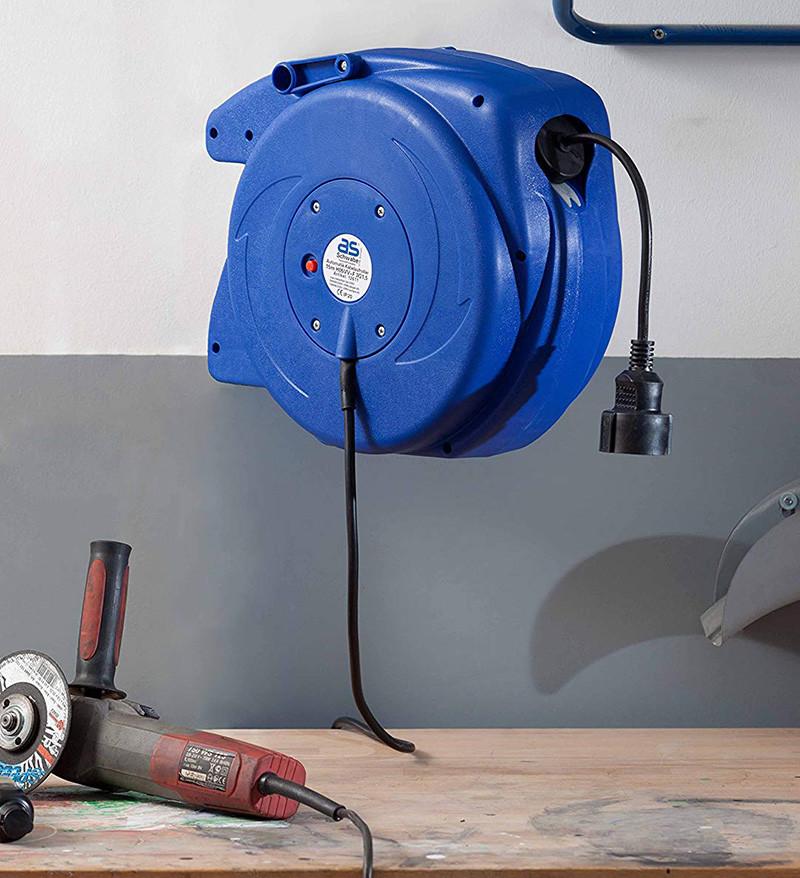 as - Schwabe 812611 Enrouleur électrique automatique IP 20
