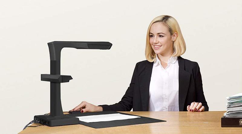 avis - CZUR ET18-P Premium, Scanner de Livres avec Fonction OCRavis - CZUR ET18-P Premium, Scanner de Livres avec Fonction OCRz