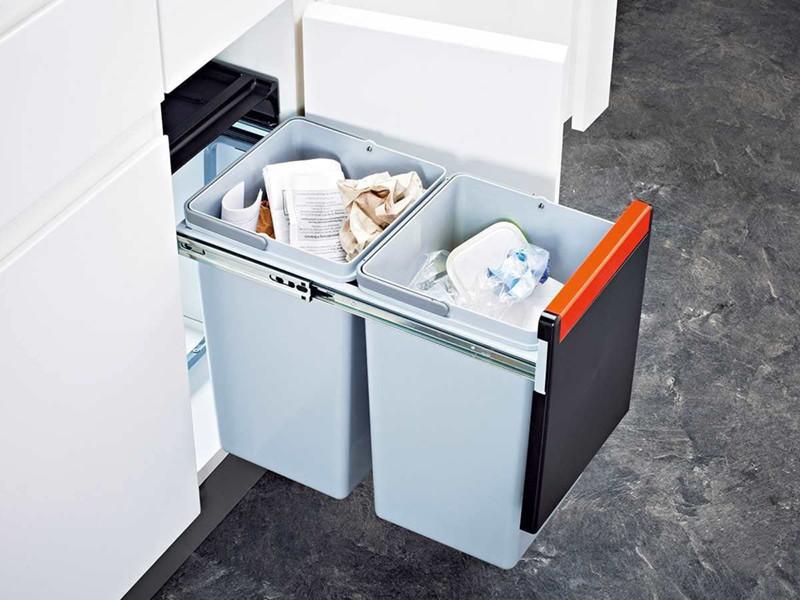 avis - FRANKE 134.0039.554 Poubelle de tri des déchets