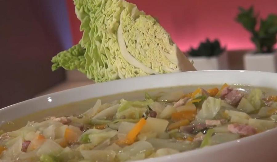 soupe maker et recette de la soupe aux choux