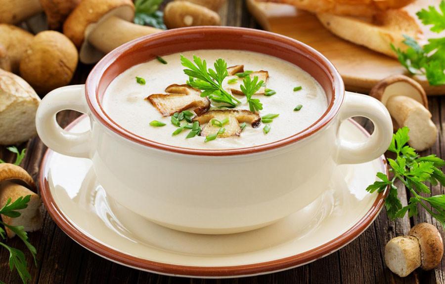 soupe maker recette de la soupe aux champignons