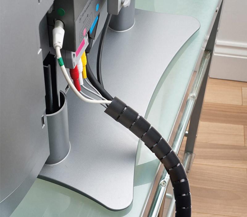 test D-Line Gaine Pour Câble avec Outil Fileté