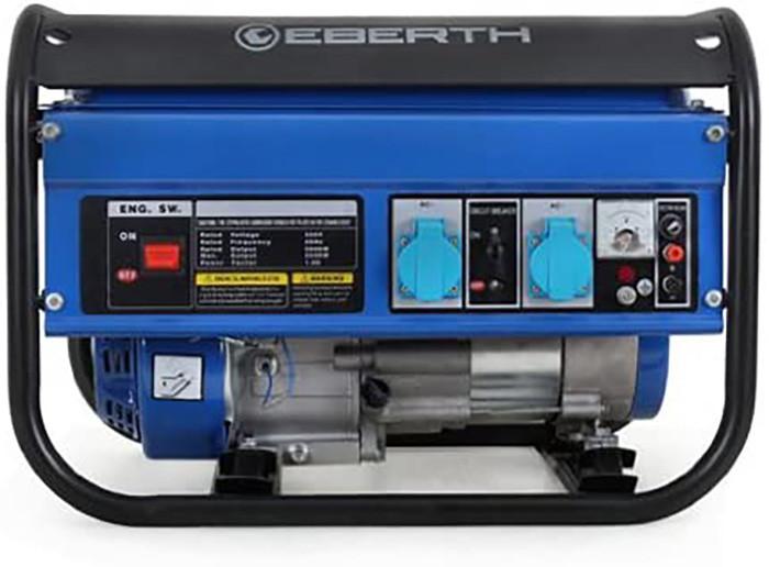 test EBERTH 3000 Watt Générateur électrique