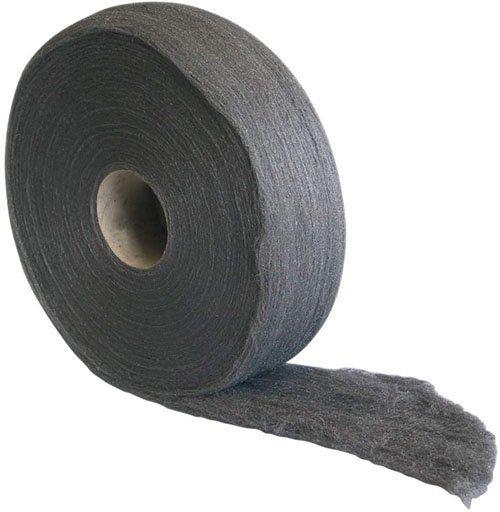 test - Gerlon – Bobine laine d'acier 1kg grade 000