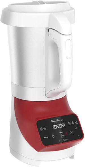 test - MOULINEX Soup&Plus Blender Chauffant à une Puissance 1100 W t