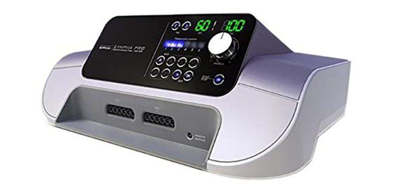 test Pressothérapie professionnelle - Lympha Pro 8400