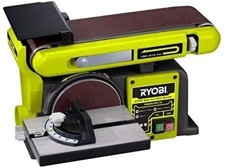 test - Ryobi 4892210149657 Ponceuse à Bande