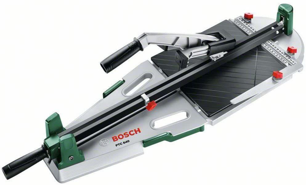 test et avis - Coupe-carreaux manuel Bosch - PTC 640 (Capacité de coupe 64 cm)
