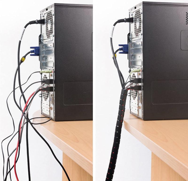test et avis D-Line Gaine Pour Câble avec Outil Fileté