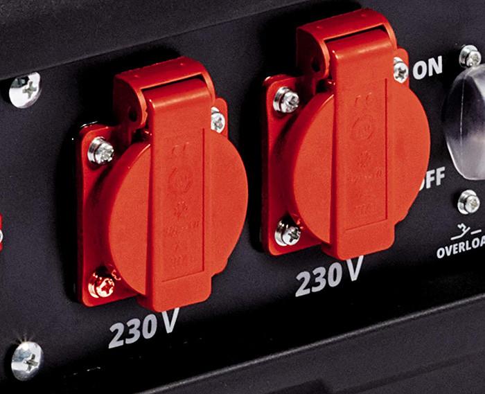 test et avis Einhell Groupe électrogène TC-PG 2500