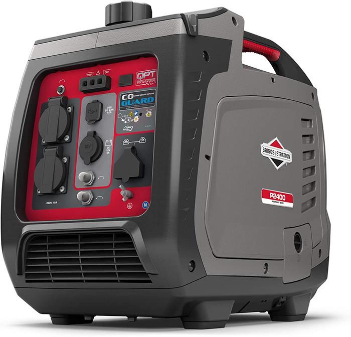 test et avis Groupe électrogène à onduleur portable à essence PowerSmart Series Inverter P2400 Briggs & Stratton