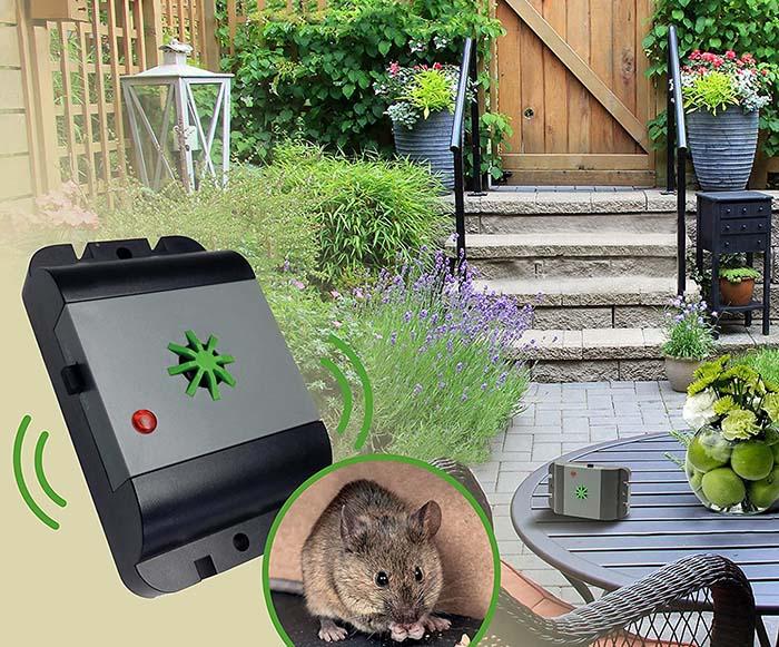 test et avis du ISOTRONIC Répulsif contre Souris et Rats à Ultrason - Répulsif électronique anti Nuisibles pour la maison